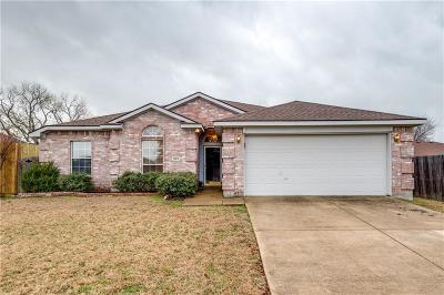 Little Elm Single Family Home Active Option Contract: 1068 Waterview Drive