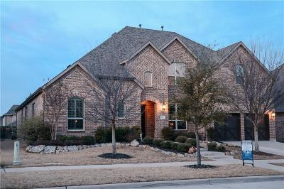 Frisco Single Family Home Active Option Contract: 13822 Countrybrook Drive