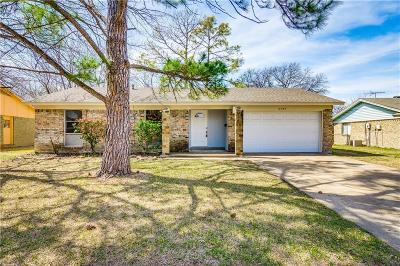Garland Single Family Home For Sale: 2709 Mill Pond Road