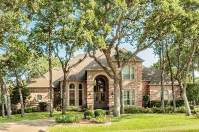 Keller Single Family Home For Sale: 1921 Stonecastle Drive