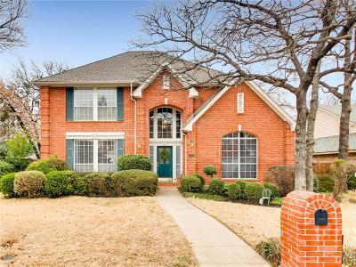 Arlington Single Family Home Active Option Contract: 3907 Farmingdale Drive
