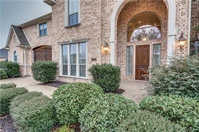 Flower Mound Single Family Home For Sale: 5201 Reflection Court