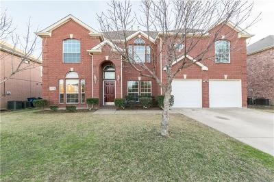 Frisco Single Family Home For Sale: 1751 Polo Heights Drive