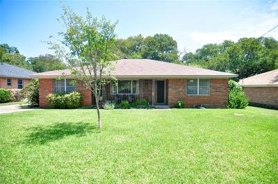 Dallas Single Family Home For Sale: 2426 Wildoak Drive