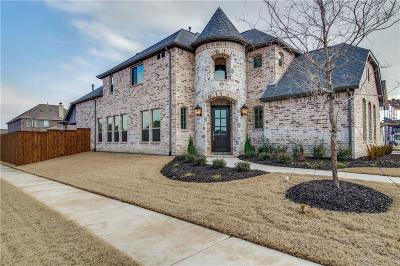 McKinney Single Family Home For Sale: 3104 Orleans Drive