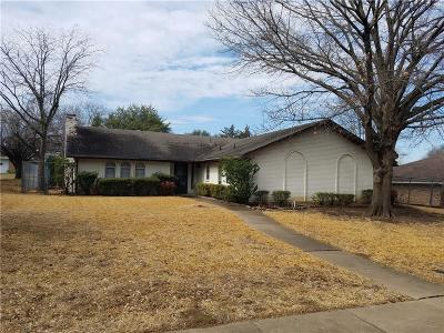 Desoto Single Family Home Active Option Contract: 129 N Crestwood Boulevard