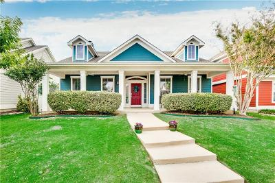 Providence Village Single Family Home For Sale: 1341 Providence Boulevard