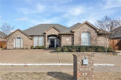 North Richland Hills Single Family Home Active Option Contract: 8304 Red Rose Trail