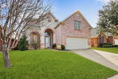 Euless Single Family Home For Sale: 302 Park Haven Boulevard