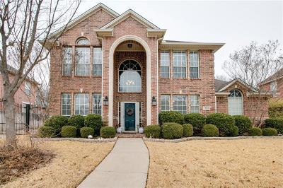 Keller Single Family Home Active Option Contract: 1707 Forest Bend Lane