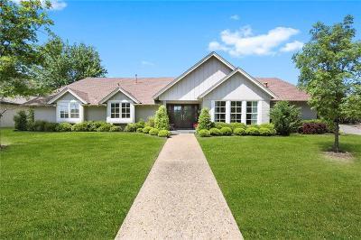 Dallas Single Family Home For Sale: 10545 Cox Lane