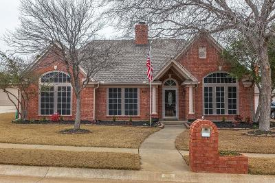 Highland Village Single Family Home Active Option Contract: 702 Tartan Trail