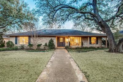 Dallas, Fort Worth Single Family Home For Sale: 6224 Sul Ross Lane