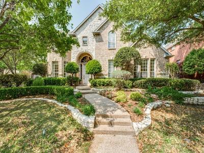 Plano Single Family Home Active Kick Out: 6317 Trailwood Drive