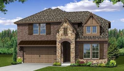 Mckinney Single Family Home For Sale: 8604 Denstone Drive