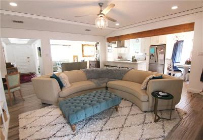 Grand Prairie Single Family Home Active Contingent: 2301 Ravenwood Drive