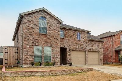 Mckinney Single Family Home Active Option Contract: 10413 Bolivar Drive