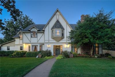 Trophy Club Single Family Home Active Option Contract: 2 Skyline Drive