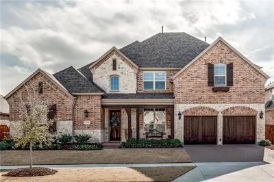 Prosper Single Family Home For Sale: 4501 Desert Willow Drive