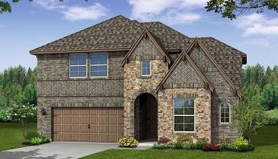 Mckinney Single Family Home For Sale: 8604 Tatenhill Place