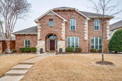 Single Family Home For Sale: 9304 Katrina Path