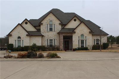 Malakoff Single Family Home For Sale: 109 Waterside Court