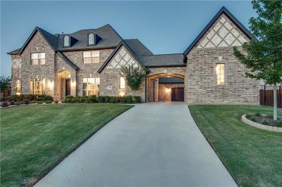 Colleyville Single Family Home For Sale: 7009 Handel