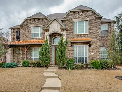 Frisco Single Family Home For Sale: 12363 Shumard Lane