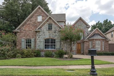 Dallas, Fort Worth Single Family Home For Sale: 4012 Wellingshire Lane