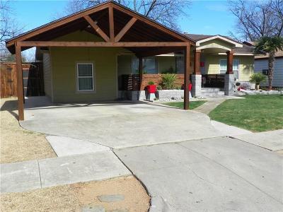 Dallas Single Family Home For Sale: 11517 Sinclair Avenue