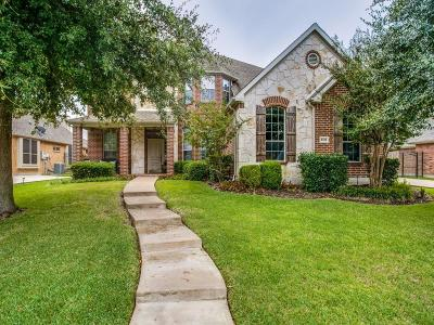Grand Prairie Single Family Home For Sale: 2443 Waterside Drive