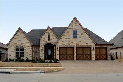 Southlake Single Family Home For Sale: 2917 Riverbrook Way