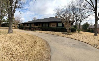 Grayson County Single Family Home For Sale: 2507 Shoreline Drive