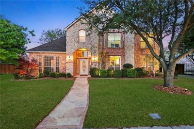 McKinney Single Family Home Active Option Contract: 3205 Normandy Drive