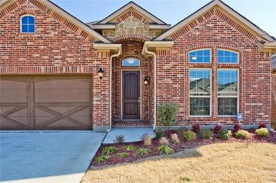 Lewisville Single Family Home Active Option Contract: 2021 San Marino Lane