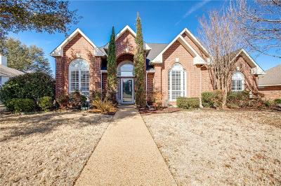 Rockwall Single Family Home Active Option Contract: 3015 Oak Drive