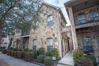 McKinney Townhouse Active Option Contract: 8617 Papa Trail