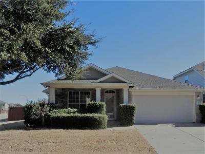 Single Family Home For Sale: 13112 Settlers Trail