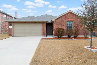 Rhome TX Single Family Home For Sale: $164,000