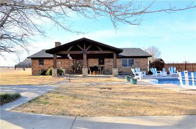 Crandall Single Family Home For Sale: 2208 County Road 269