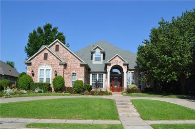 Grapevine Single Family Home For Sale: 3325 Van Zandt Court