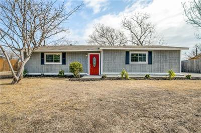 Little Elm Single Family Home For Sale: 120 E Park Street