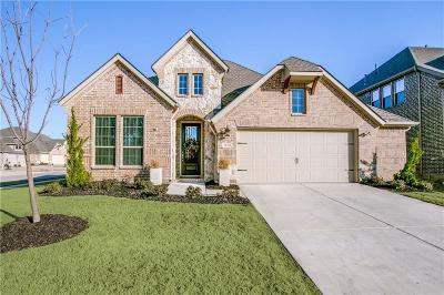 Mckinney Single Family Home For Sale: 5624 Fringetree Drive
