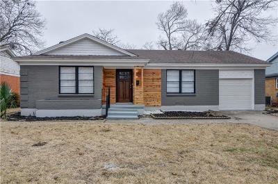 Dallas Single Family Home For Sale: 2718 Province Lane