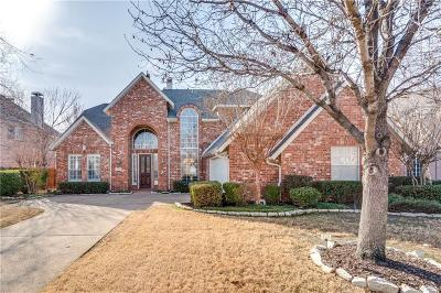 Coppell Single Family Home For Sale: 433 Beacon Hill Drive