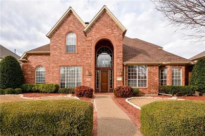 Plano Single Family Home For Sale: 3717 Bonita Drive