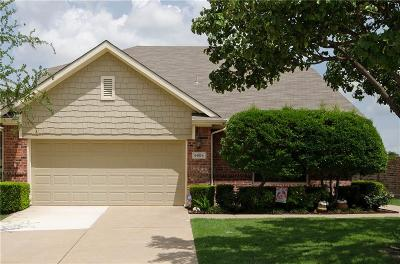 Plano Townhouse For Sale: 9804 Clocktower Court