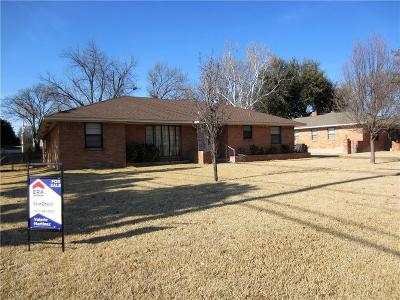 Garland Single Family Home Active Option Contract: 1601 Blackhawk Lane
