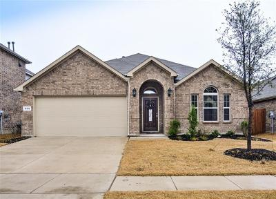 McKinney Single Family Home For Sale: 12312 Hitch Rack Way
