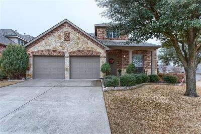 Mckinney Single Family Home For Sale: 1700 Stapleton Drive